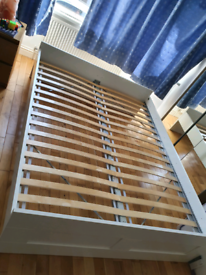 IKEA Brimnes bed frame
