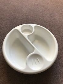 John Lewis baby top & tail bowl