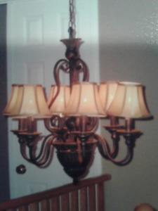 Light Fixture for Dining Room/Kitchen or Staircase