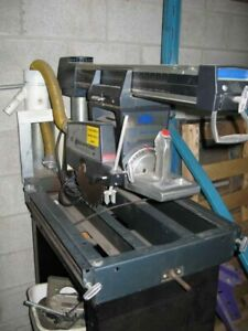 "Tecomaster 10"" Radial Arm Saw"