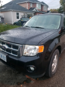 2010 Ford escape 4x4