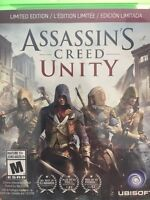 Xbox One Assassins Creed Unity and PS4 Destiny