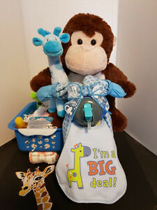 Diaper Cake Creations customized for YOU..... Baby Shower