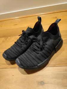 Adidas Triple Black NMD R1 Sneakers