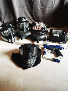 Over $700 worth of Paintball Gear!