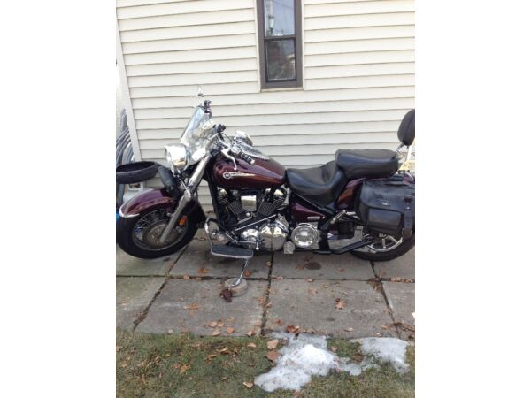 Used 2005 Yamaha Road Star