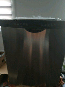 Haier dishwasher