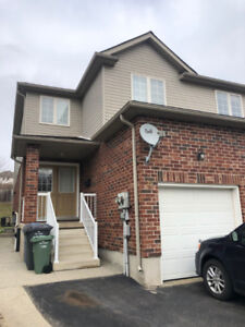 3 bed, 3 bath  with MASTER ENSUITE! West End - Feb 1st