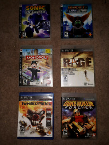 Ps3 games $25