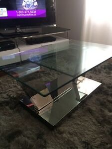 Coffee table from maison Corbeil