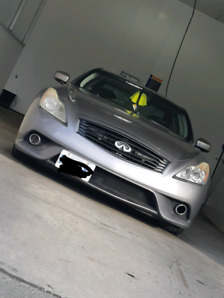 Infiniti G37s Coupe 6MT  ( MODDED )