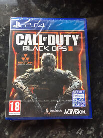 Call of Duty lll (PS4)