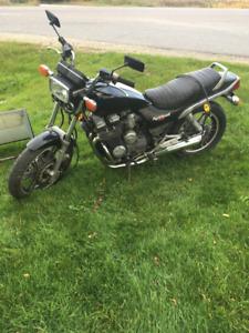 Honda CB650  Nighthawk