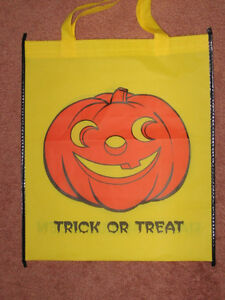 16 inch square Halloweeen Bags