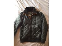 Superdry Moody Quilted Bomber (Small, Men's)