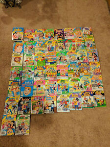 50 Miscellaneous Archie Comics - Asking $35 For All
