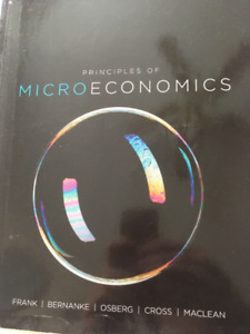 Principles of Microeconomics 4th Canadian Edition
