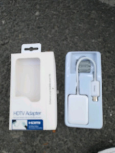 HDTV adapter / Adaptateur HDTV pour samsung cell