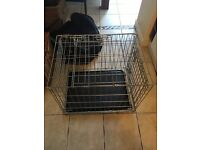 Small dogs cage