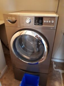 A full size Bosch Washer  works great!!