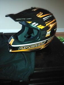 Arctic Cat Snow Cross Helmet