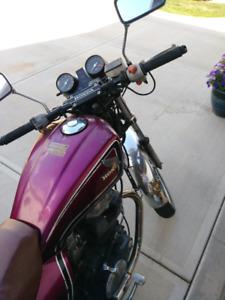 1983 Honda Nighthawk CB450SC