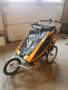 Chariot Cougar 2 Bike Trailer and Stroller