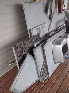 USED GRANITE COUNTERTOPS