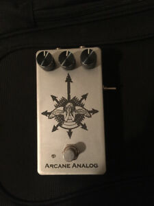 Arcane Analog Rat