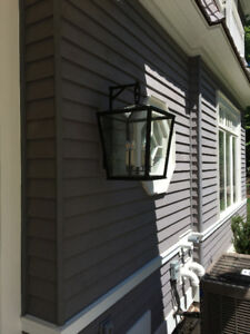 Circa Lighting:  Darlana Large Outdoor Sconce lights for sale!!