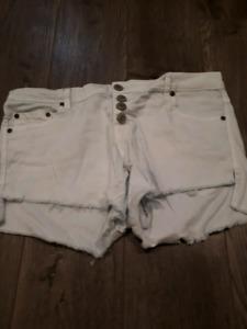 Women jean shorts