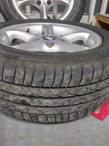 BMW Z4 Tires and Rims