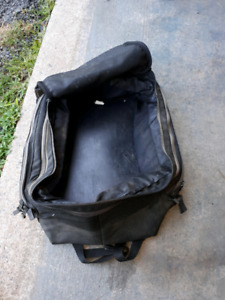 Kawasaki KLR 650 trunk/seat bag