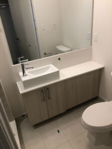 Brand New Studio Condo for Rent Front and Bathurst St