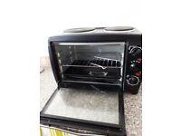 Mini kitchen cooker oven