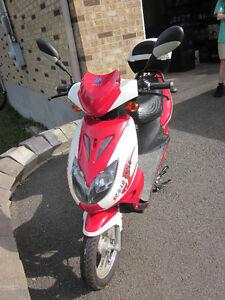 Scooter/vélo .électrique