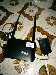 Dlink dir 605l wireless router