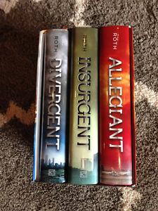 Box Set Divergent Trilogy