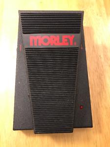Morley (Steve Vai) Bad Horsie Wah