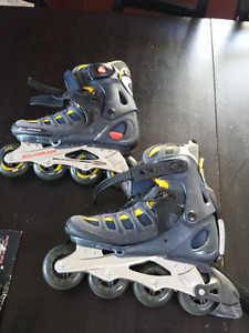 Core XTV Rollerblades - Ladies Size 8 - Excellent Condition