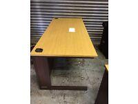 Large desk / computer workstation