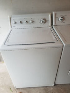 Kenmore white top load washer  machine 160 only