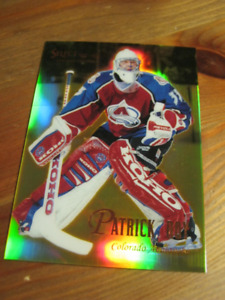 1995 96 Select Certified Mirror Gold - Patrick Roy - Avalanche