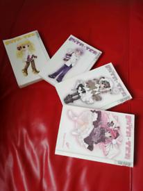 Bundle of 4 Manga Books, Pita-Ten Volumes 1 - 4