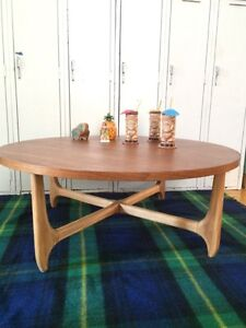 Table basse mid-centuy