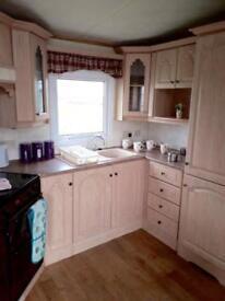 Static Caravan Clacton-on-Sea Essex 3 Bedrooms 8 Berth Willerby Lyndhurst 2002
