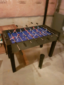 Foos ball table by cooper