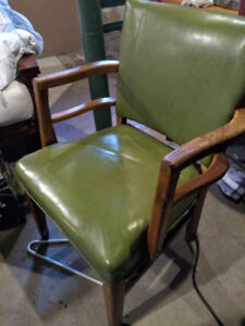 Vintage office chairs (2)