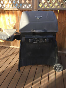 Char-Broil BBQ - works perfectly