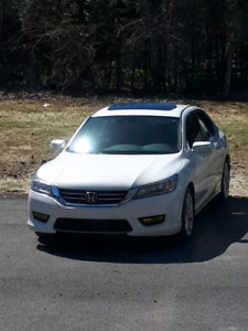 Honda accord touring v6